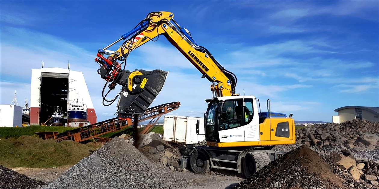 Una opción en la recuperación del asfalto - Construcción LatinoAmericana